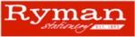 Ryman company logo