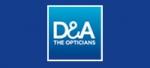 D&A company logo