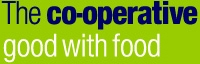 The co-operative food company logo