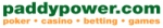 Paddy Power company logo