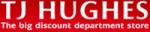 TJ Hughes company logo