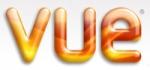 Vue Cinemas company logo