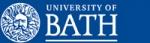 University of Bath company logo