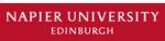 Napier University company logo