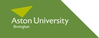 Aston University company logo