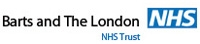Barts and the London NHS Trust company logo