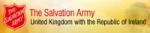 The Salvation Army company logo