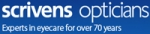 Scrivens Opticians company logo