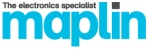 Maplin Electronics company logo