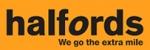 Halfords company logo
