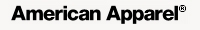 American Apparel company logo