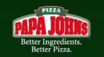 Papa John's company logo