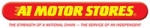 A1 Motor Stores company logo